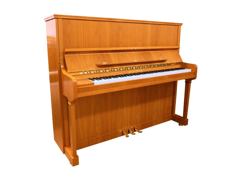 August Förster Klavier 125 G Kirsche