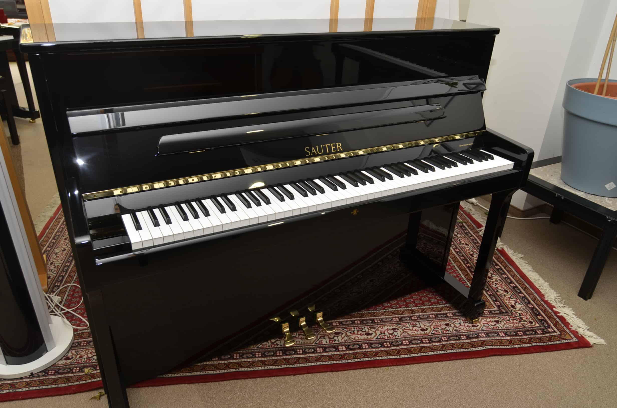 Sauter Klavier 114 Lemberg