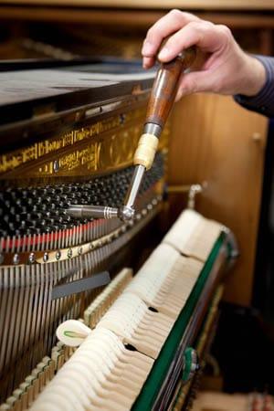 Stimmen Klavier