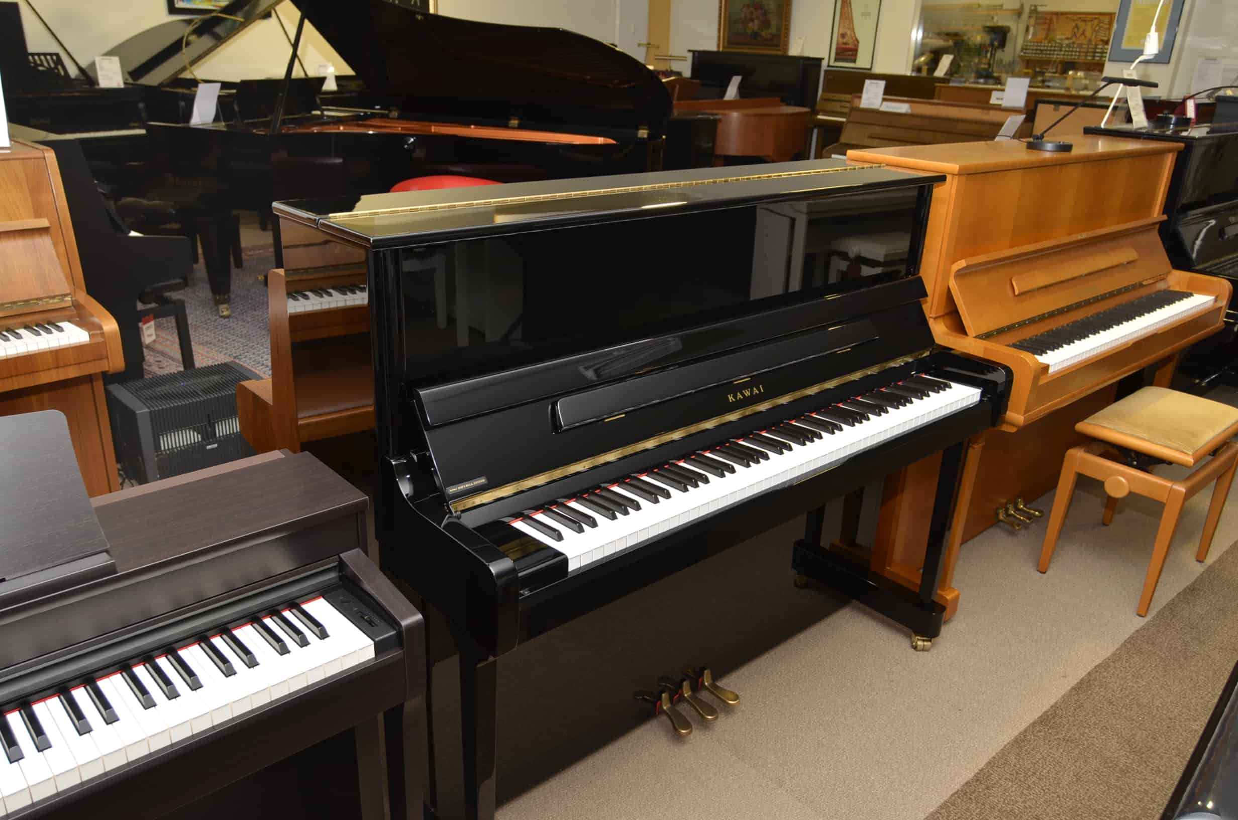 Kawai Klavier K-2