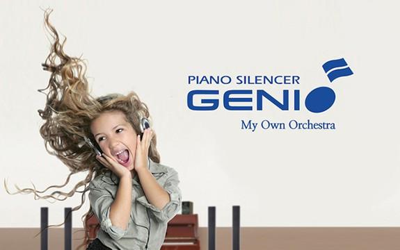 Freiheit für Ihren Sound mit dem Genio Piano Silencer