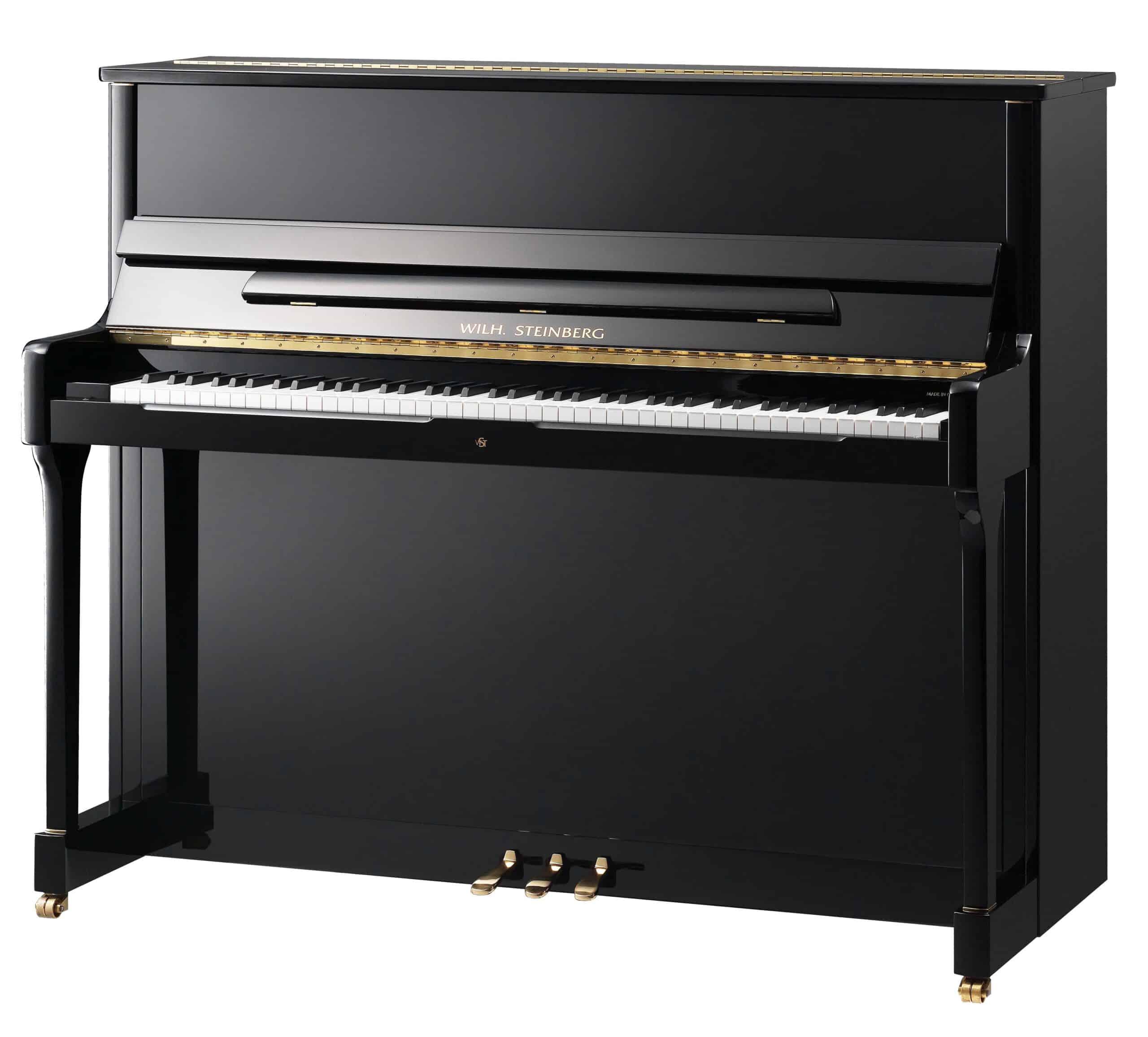 Wilhelm Steinberg Klavier S 117