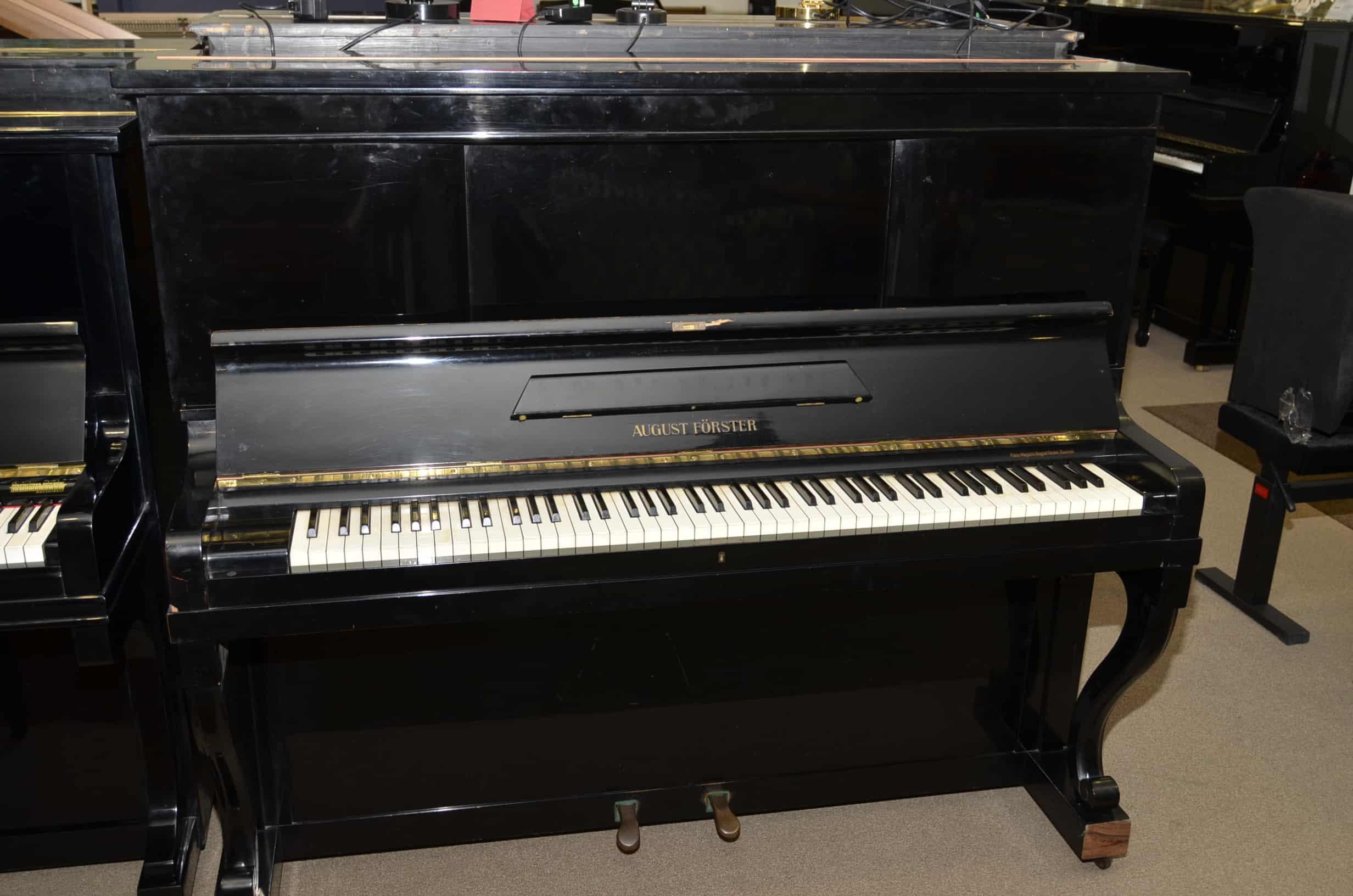 August Förster Klavier 131