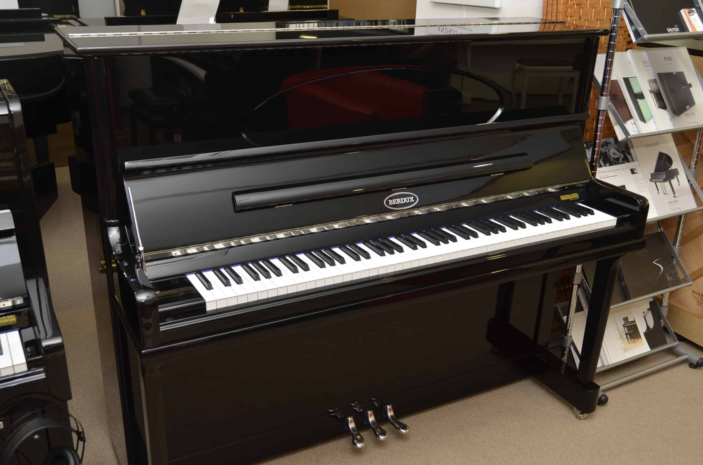 Berdux Konzertklavier 126